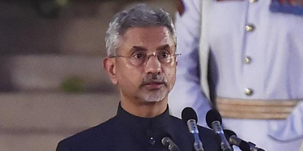 ट्रंप के बयान पर संसद में संग्राम, विदेश मंत्री का जवाब