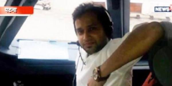 एयर होस्टेस छेड़खानी मामला: BJP नेता के आरोपी बेटे फरार, तलाश में पटना पुलिस