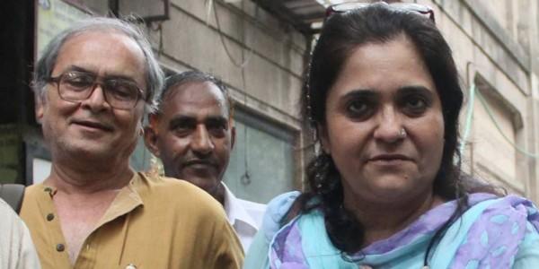 Gujarat HC grants activists Teesta Setalvad, Javed Anand relief from arrest in embezzlement case