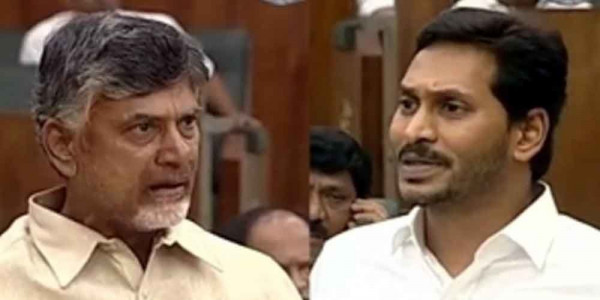 Chandrababu Naidu throws challenge in AP Assembly