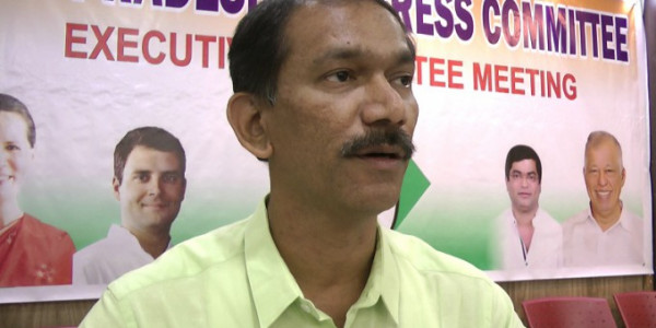 Girish takes over as state Congress chief