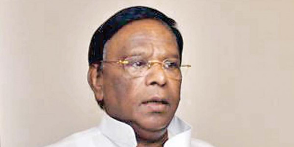 Bedi appears to be sister of Hitler, says Puducherry CM, slams