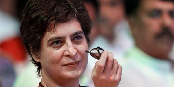 SPG सुरक्षा हटाए जाने पर बोलीं प्रियंका गांधी, 'राजनीति है…होती रहेगी'