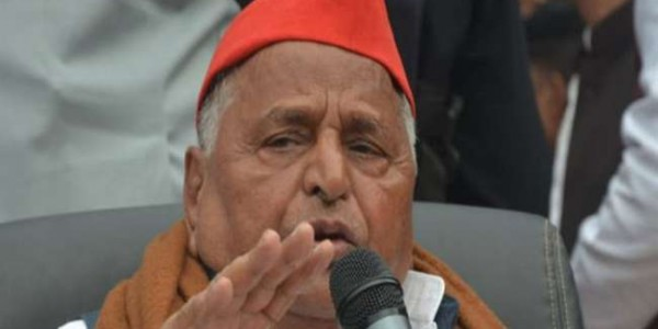 मुलायम सिंह यादव ने कहा-बसपा के साथ गठबंधन से कमजोर हो गई समाजवादी पार्टी