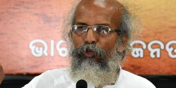 Pratap Sarangi Terms Odisha Govt's 5T As Eyewash For Votes