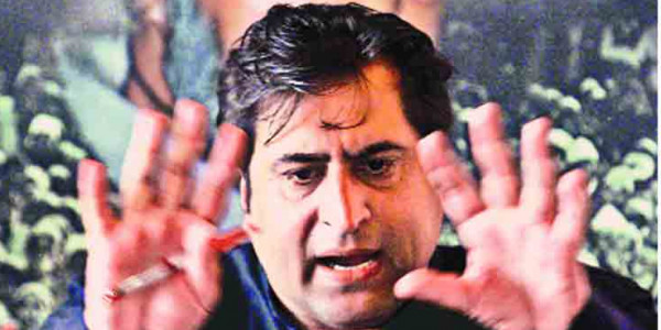 J&K: Sajad Lone accuses senior cop of bid to script wave in favour of 'favourite' leader