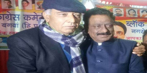 himachal-pradesh-kangra-congress-state-president-tour-of-kangra-in-critical-condittion
