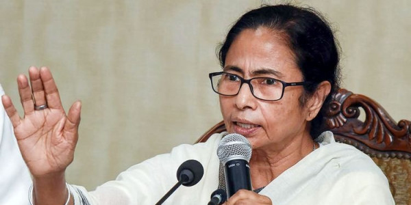 Will Never Allow NRC in Bengal: Mamata Banerjee Hits Back at Amit Shah