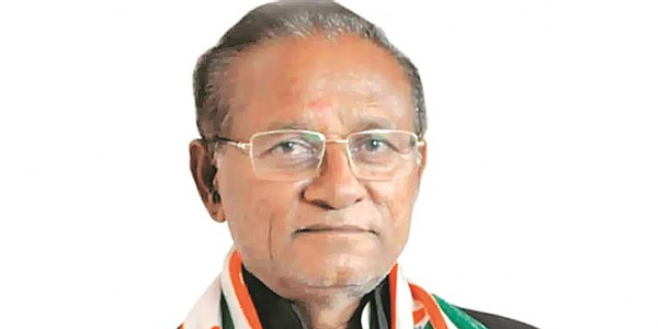 Gujarat Congress MLA accused of corruption in 'irrigation' scam sent to police custody