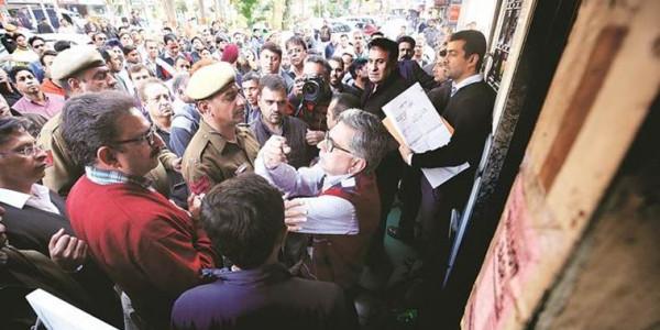 सीलिंग के विरोध में व्यापारी करेंगे आंदोलन, 28 सितम्बर को दिल्ली बंद की घोषणा