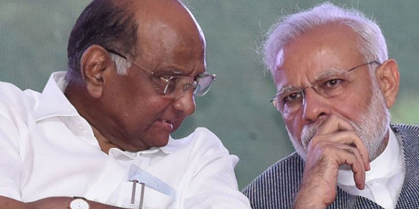 Why did Modi Take 5 Years to Recognize Sharad Pawar's Importance: Shiv Sena