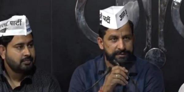 सत्ता में सरकार के चाल साल, नहीं हुअा एक भी काम: जयहिंद