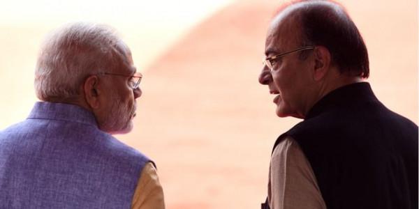 अरुण जेटली के निधन के बाद मोदी क्यों नहीं आ पाए
