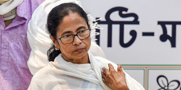 BJP accuses Mamata Govt of trying to separate Bengal from India