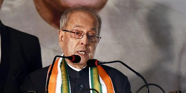 प्रणब मुखर्जी ने की चुनाव आयोग की प्रशंसा, बोले- शानदार तरीके से कराया गया चुनाव