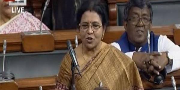 बोलने का नहीं मिला मौका तो संसद में रोई टीएमसी सांसद