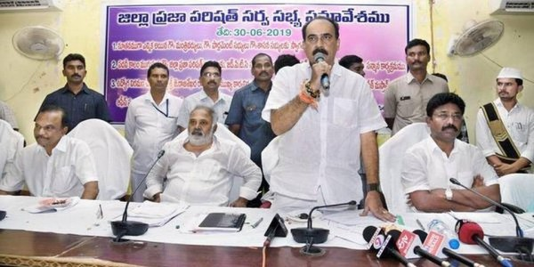 Veligonda project will be completed in two years: Balineni