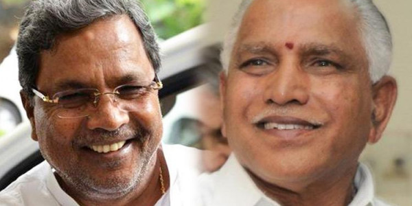 Yediyurappa Asks Siddaramaiah to Move Out of Cauvery Bungalow