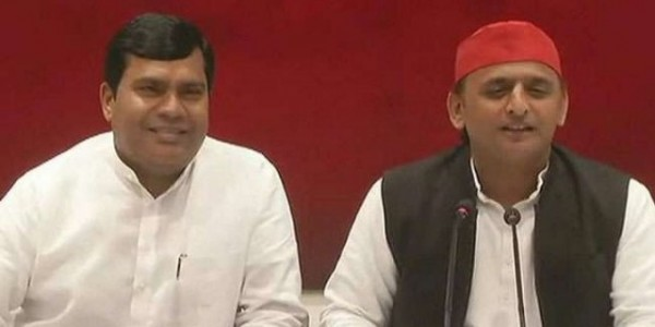 mp-ram-charitra-nishad-joins-samajwadi-party