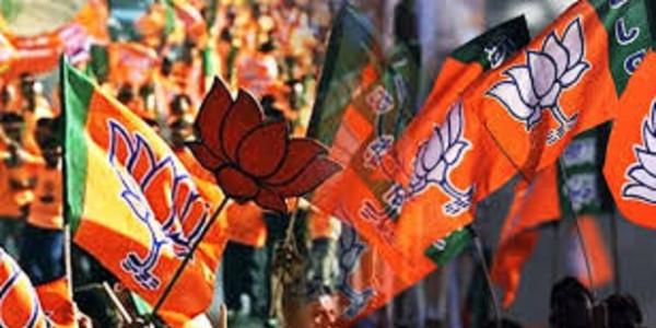 Tripura BJP Leader arrested for political conspiracy