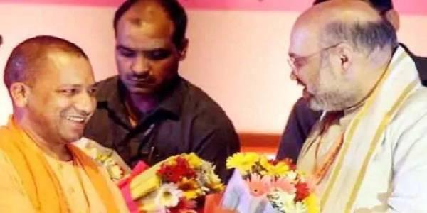 CM योगी और प्रदेश अध्यक्ष स्वतंत्र देव ने अमित शाह से की मुलाकात, मंत्रिमंडल विस्तार की अटकलें तेज