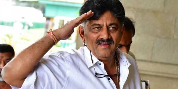 Congress Leader DK Shivakumar Admitted in Hospital