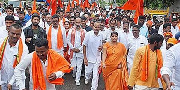 BJP MP's padayatra to Kondagattu