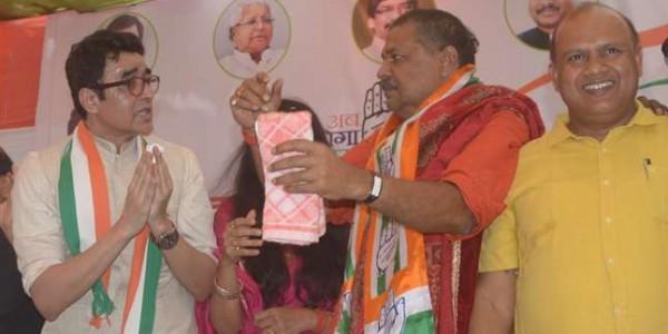 Lok Sabha Election 2019: डॉ. अजय ने कांग्रेसियों को दी नसीहत, मनमुटाव और गुस्सा को बाहर निकाल फेंके