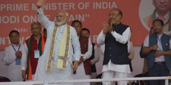 modi-asks-football-loving-state-manipur-to-show-red-card-to-congress