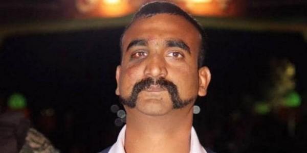 लोकसभा में कांग्रेस की मांग, अभिनंदन की मूंछों को 'राष्ट्रीय मूंछें' घोषित करे मोदी सरकार