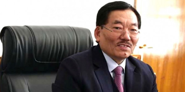 Chamling demads President's rule in bypoll-bound Sikkim