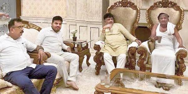 Congress achieves some success as Nagaraju relents