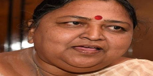 Panabaka confident of becoming first woman MP from Tirupati
