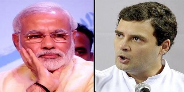 राहुल का PM पर निशाना, कहा- ढाई साल में एक भी वायदा पूरा नहीं किया