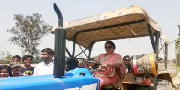 हेमा मालिनी के विज्ञापनों पर लगेगी रोक, मुख्य निर्वाचन अधिकारी ने चुनाव आयोग को लिखा पत्र