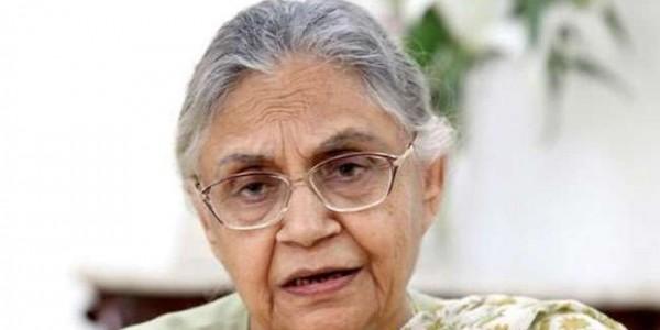 दिल्ली कांग्रेस चीफ के पद से शीला दीक्षित की हो सकती है छुट्टी