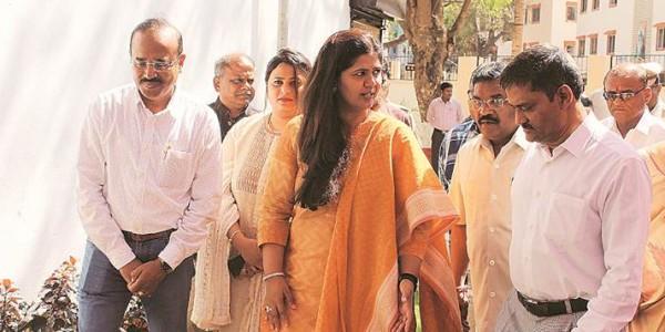BJP-Sena alliance will remain intact for LS polls: Pankaja Munde