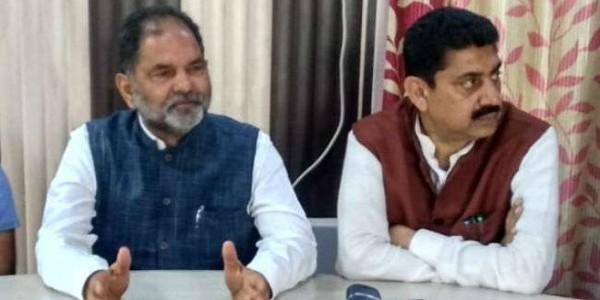 अनिल शर्मा ईसीजी करवाकर पता लगाएं कि राजनीतिक घुटन क्यों होती है : परमार
