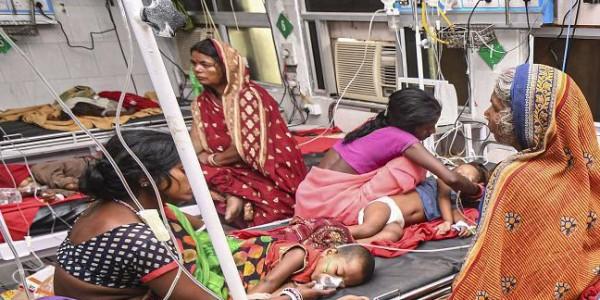 राज्यसभा में गूंजा बिहार में AES से मौत का मामला : मनोनीत सदस्य ने कहा, देश भर में डॉक्टरों की कमी