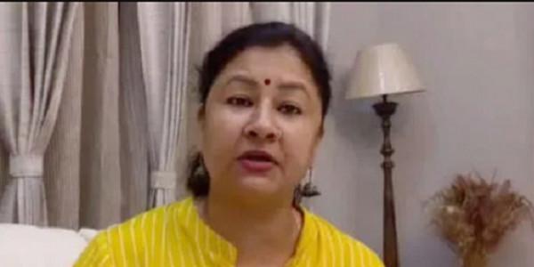 सोशल मीडिया पर वायरल हो रहे वीडियो में BJP MLA के बयान को कांग्रेस ने बताया 'शर्मनाक'