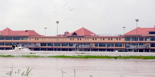Kerala floods: Cochin airport suspends flight operations till August 26