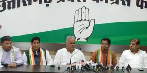 छत्तीसगढ़ के CM भूपेश बघेल बोले-BJP झूठ बोलने वाली पार्टी, कर्जमाफी पर राष्ट्रपति से करेंगे मुलाकात