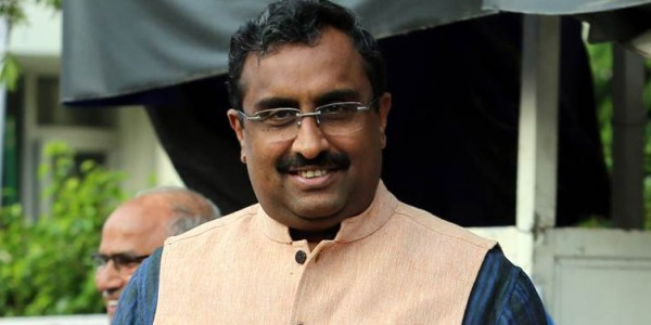 Simultaneous Lok Sabha, Assembly polls possible in J-K: Madhav
