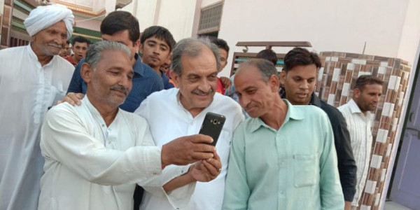 हरियाणा: बीरेंद्र सिंह ने पूरा किया वादा, राज्यसभा से दिया इस्तीफा
