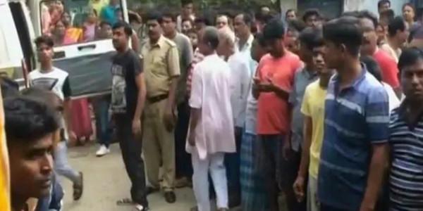 Bengal Police tweeted Over Murshidabad Murders
