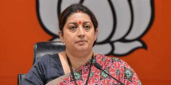 No Indian Will be Left Out: Smriti Irani Takes a Jibe at Mamata Banerjee Over NRC