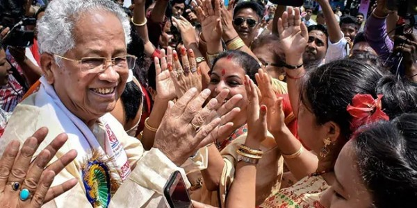 left-congress-allege-rigging-in-tripura-bjp-rubbishes-charge