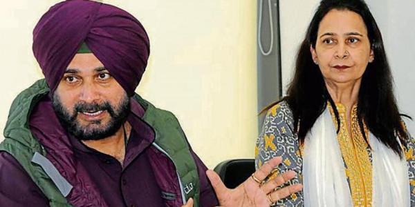 नवजोत सिद्धू ने पाकिस्तान जाने के लिए सरकार से मांगी अनुमति, पत्नी ने भी दी प्रतिक्रिया
