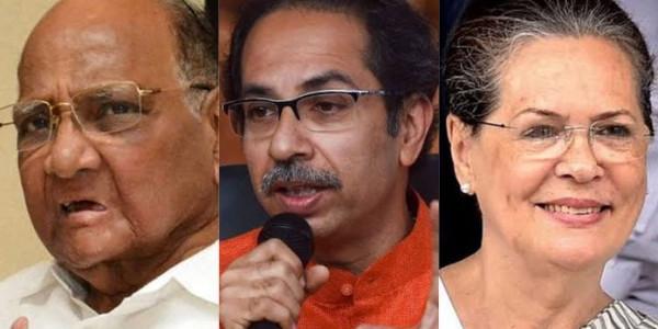 शिव सेना-एनसीपी-कांग्रेस नेताओं की राज्यपाल से होने वाली मुलाकात टली