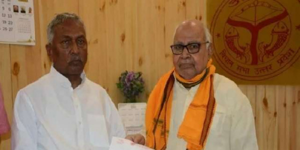 फागू चौहान का घोसी विधानसभा से इस्तीफा, अब नहीं लड़ेंगे कोई चुनाव